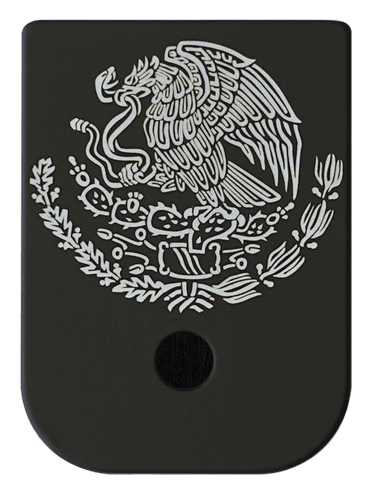 Mexican Eagle Mag Plate