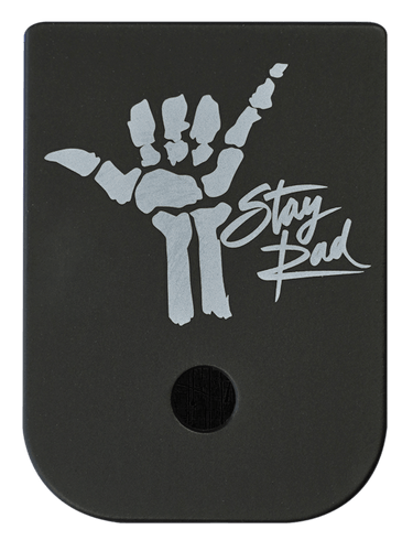 Stay Rad Mag Plate