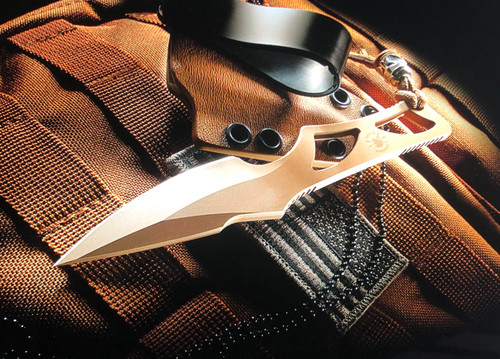 ENYO FDE - INSIDE WAIST BAND / NECK KNIFE EDC