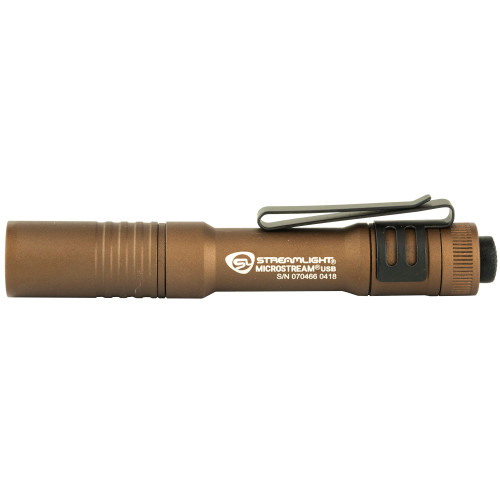 Streamlight, Microstream, Flashlight