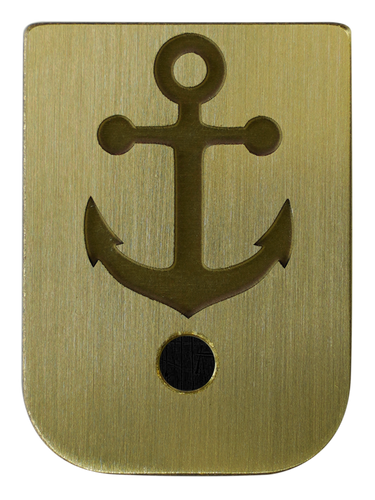 Anchor Mag Plate - 3 Finishes Available