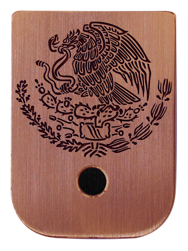 Mexican Eagle Mag Plate - 3 Finishes Available