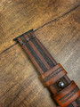 American Flag Leather Apple Watch Band