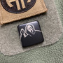 Ghostface - Stainless steel - Black  Traditional- Metal Patch