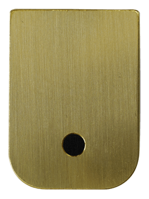 Plain Mag Plate - 3 Finishes Available
