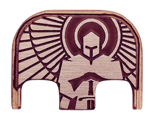 Guardian Defense Reversed Back Plate - 3 Finishes Available