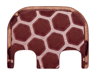 Honeycomb Back Plate - 3 Finishes Available