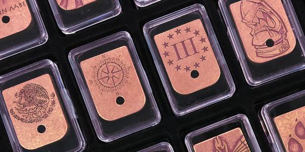 copper mag plates