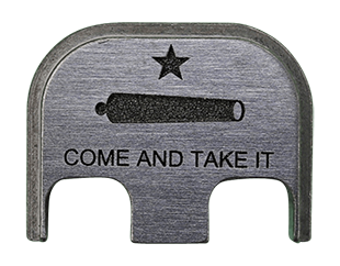 Come And Take It Back Plate - 4 Finishes Available