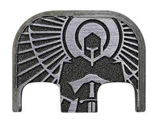 Guardian Defense Back Plate - 4 Finishes Available