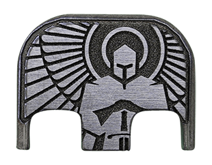Guardian Defense Reversed Back Plate - 4 Finishes Available