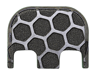 Honeycomb Back Plate - 4 Finishes Available