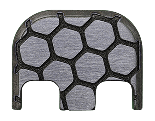 Honeycomb Reversed Back Plate - 4 Finishes Available