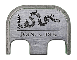 Join or Die Back Plate - 4 Finishes Available