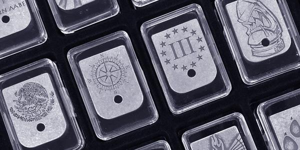 Titanium Mag Plates