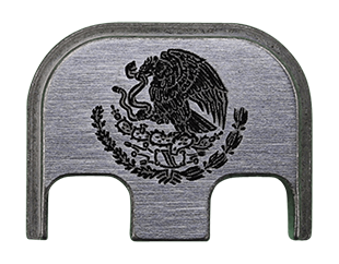 Mexican Eagle Back Plate - 4 Finishes Available