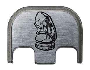 THE 2ND BULLET Back Plate - 4 Finishes Available