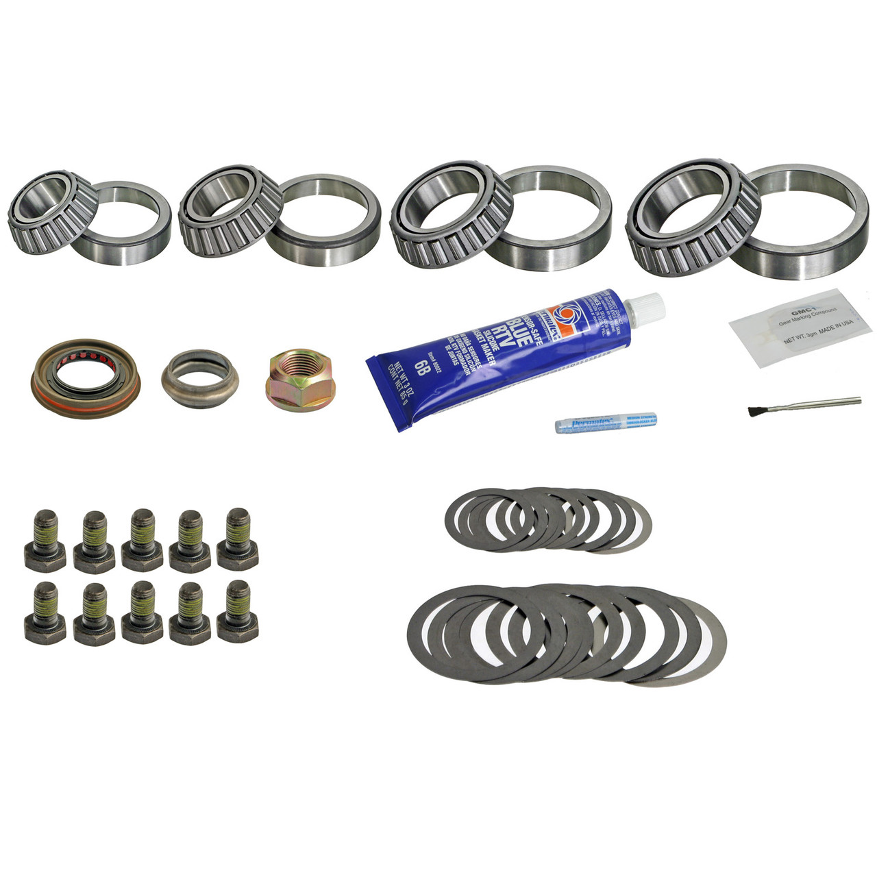 Timken DRK204F Differential Bearing Kit