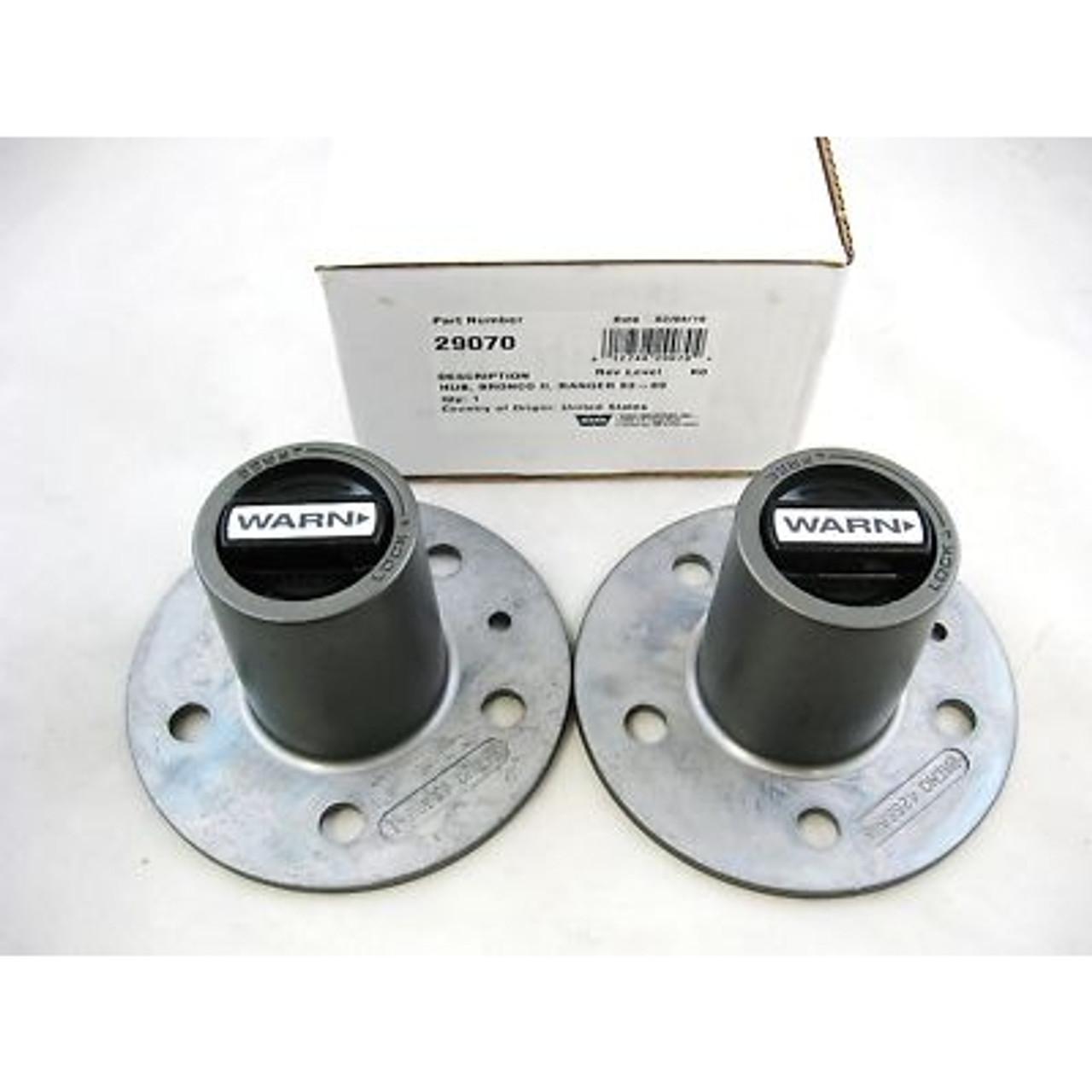 WARN 34594 Hub Fastener Kit