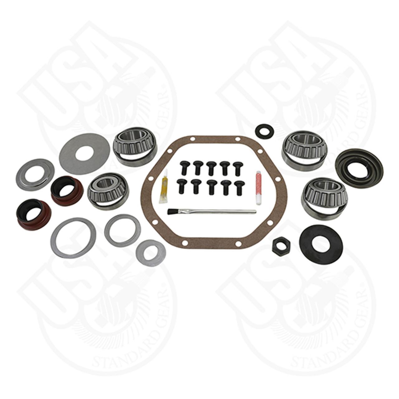 Dana 44 Front Standard Rotation Koyo Master Differential Bearing Kit