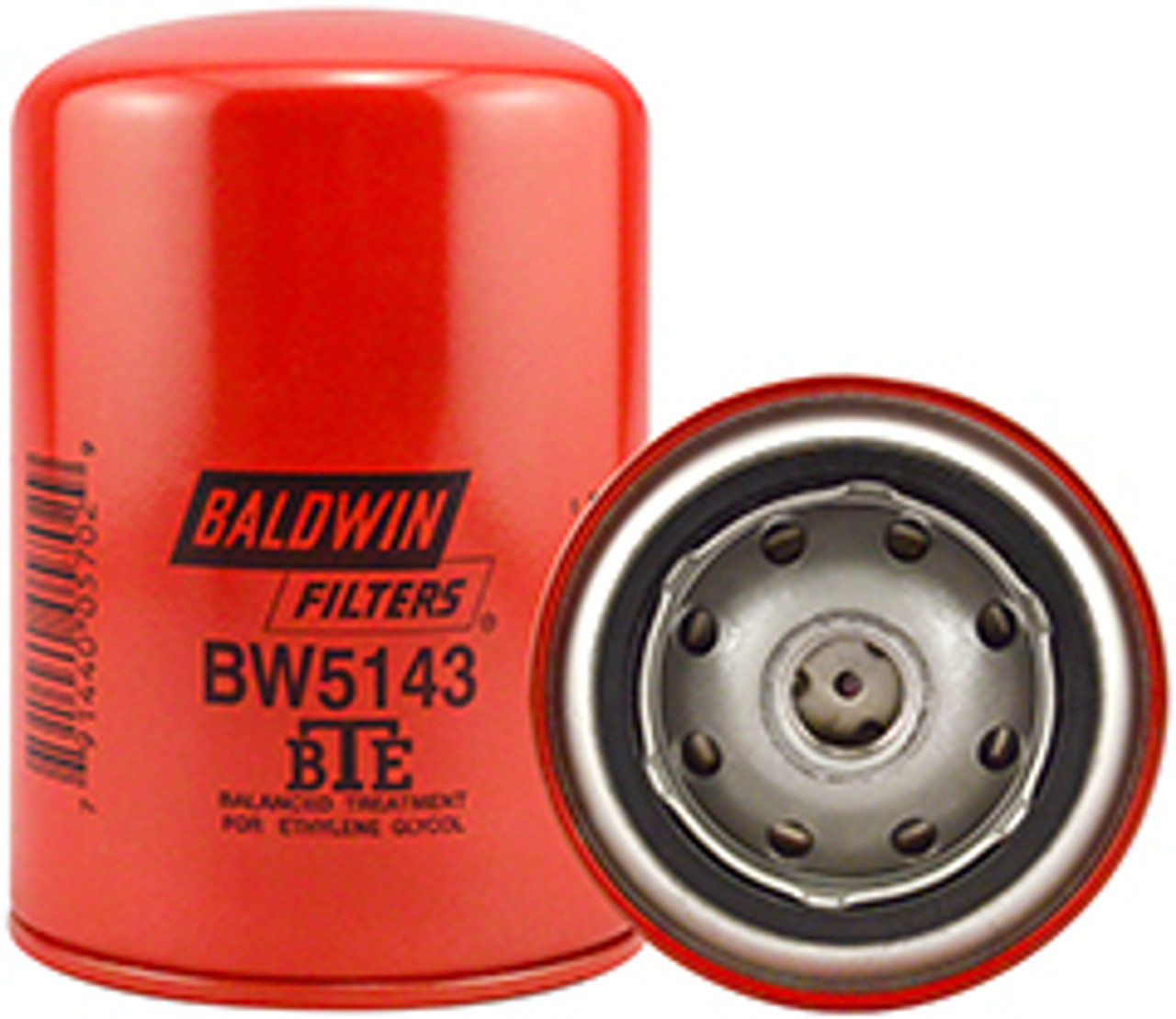 Coolant Spin-on with BTE Formula Baldwin Filter BW5142