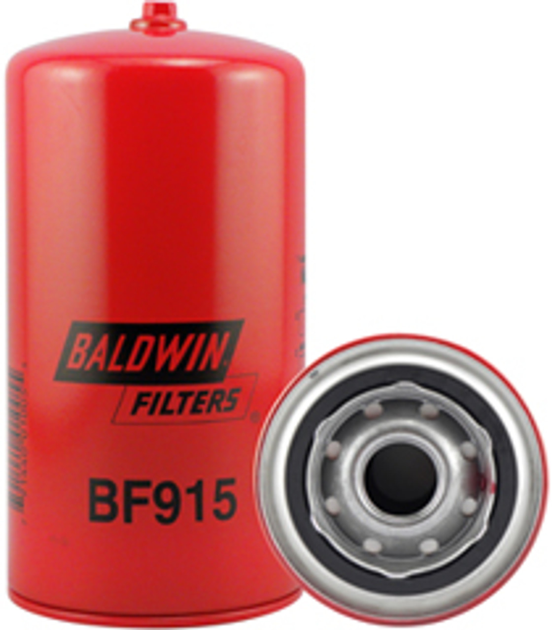 Fuel Storage Tank Spin-on Filter with Drain Baldwin BF915