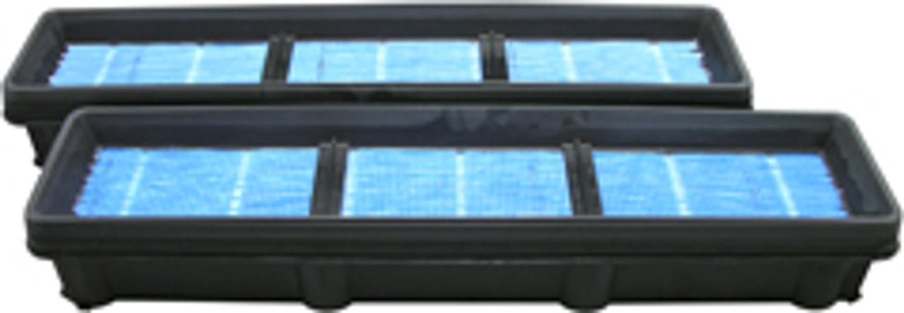 Pkg Element BPA3928 Baldwin Cabin Air Filter of 2 Fits John Deere