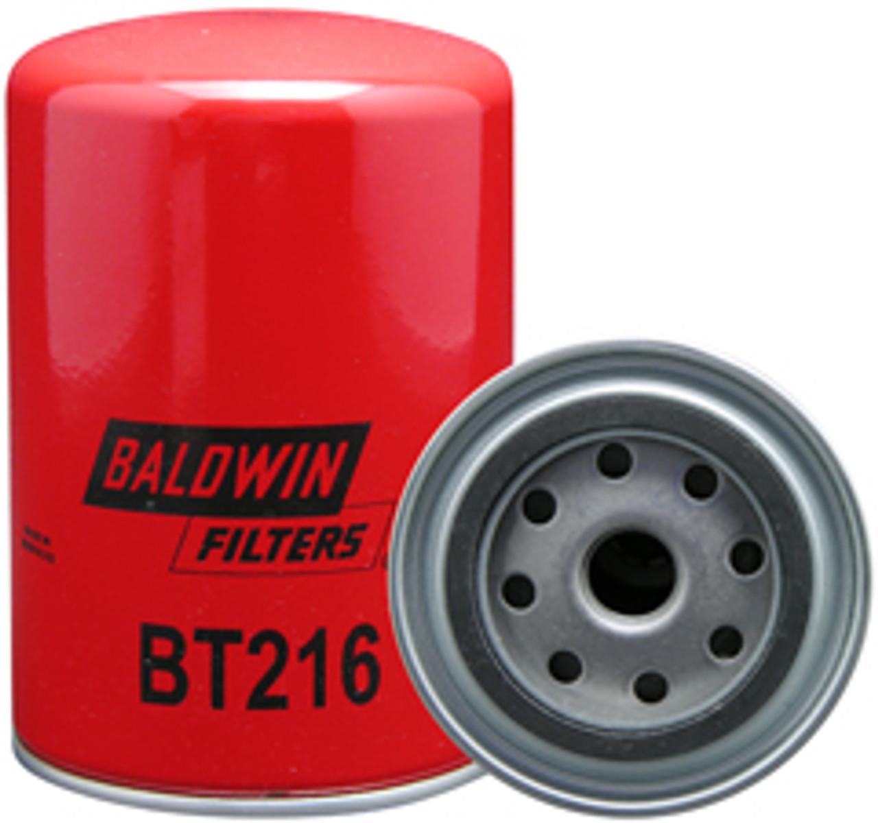 BALDWIN FILTERS BT486 Oil Filter,Spin-On,Full-Flow