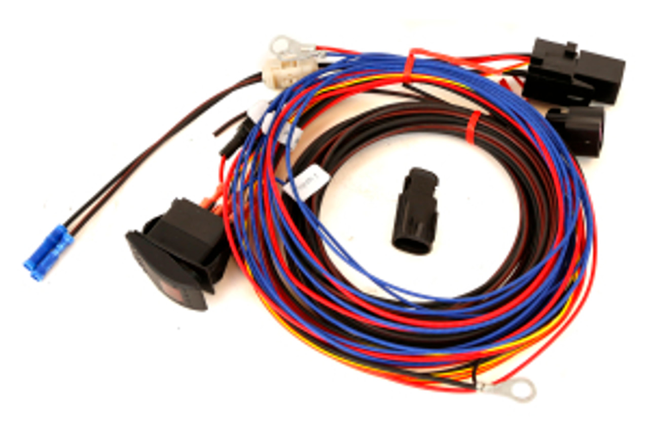 23249-00S Eaton E-Locker Universal Wiring Harness Kit on universal car covers, universal tools, universal electronics, universal fuel tanks,