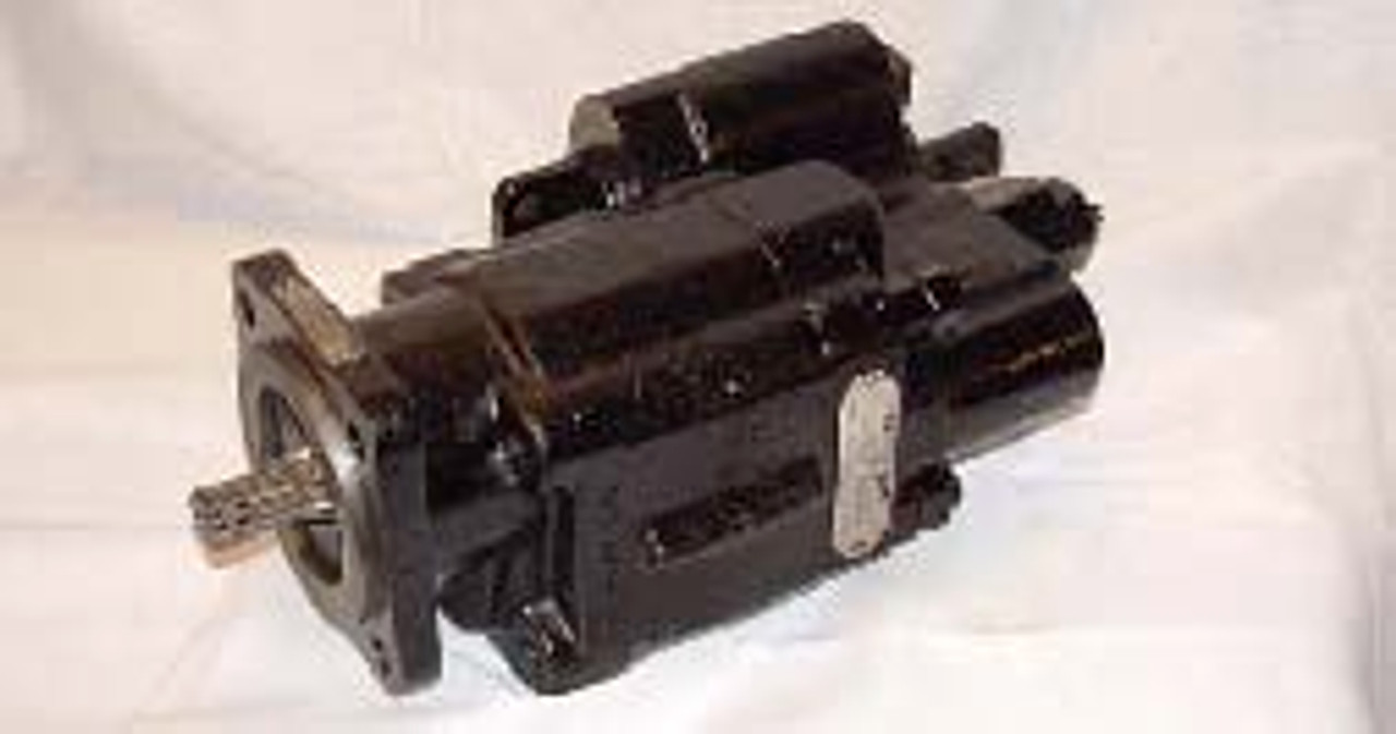 Parker G102-1-2 0-L-4S CCW Direct Mount Dump Pump
