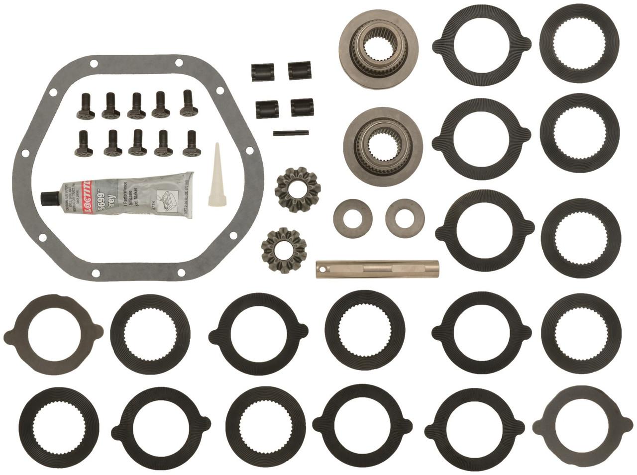 Spicer 708204 Dana 44 Trac Lok Differential Gear Kit Jeep TJ 97-06 30 Spline