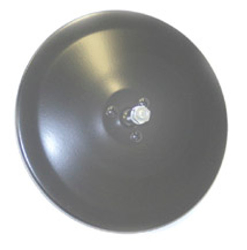 Black Like A Gent Clear Flame Metal Flake with M16 x 1.5 Insert American Shifter 295501 Shift Knob