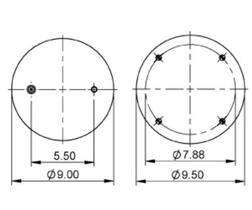 as 8319 triangle contitech air spring bag drivetrain america rh drivetrainamerica com