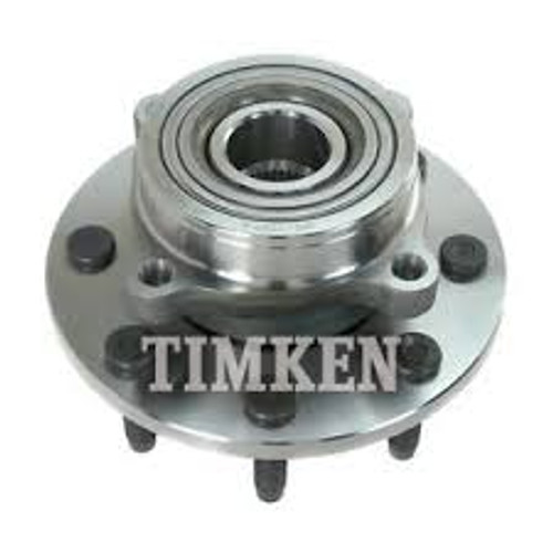 Timken Front Wheel Bearing /& Hub Assembly for 2003-2005 Dodge Ram 2500 Pair gx