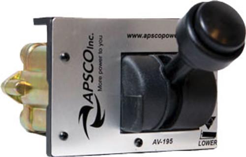 Apsco AV195 PTO Hoist Control Valve