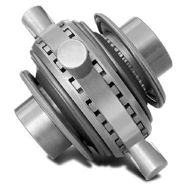 306S109 Detroit Locker No Spin Eaton DS402 18201 18221 41 SplIine