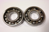 Crankshaft bearings for Kohler K241, K301, K321, K341