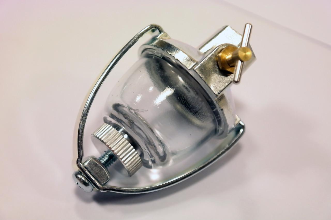 [DIAGRAM_5FD]  Glass Sediment Bowl for John Deere, Cub Cadet, Gravely, Ford, Wheel Horse  Garden Tractors | Sediment Bowl Fuel Filter |  | iSaveTractors