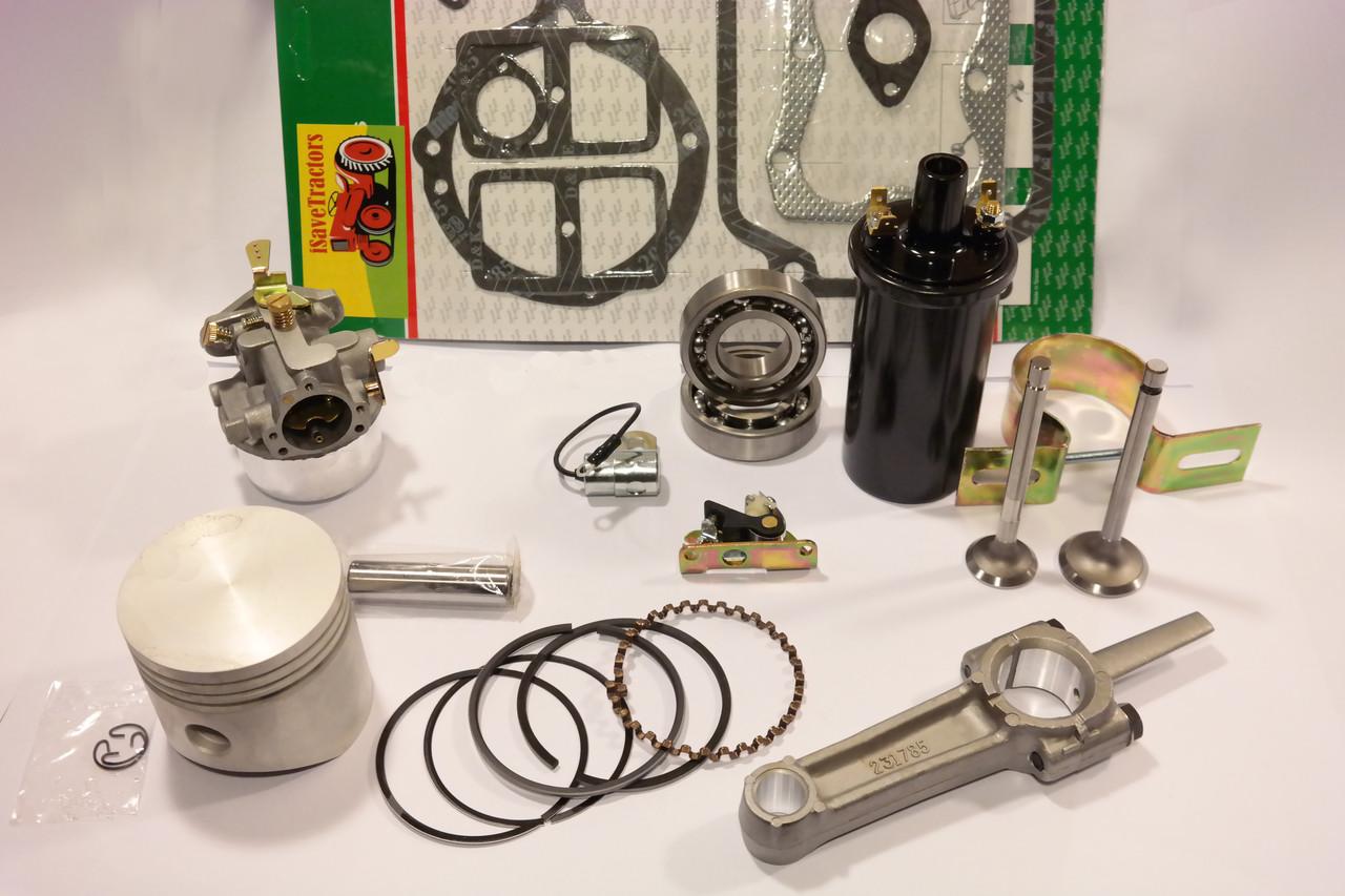 Engine Rebuild Kit For 8HP KOHLER K181 /& M8 w// Gaskets Piston Rings Seals Kit
