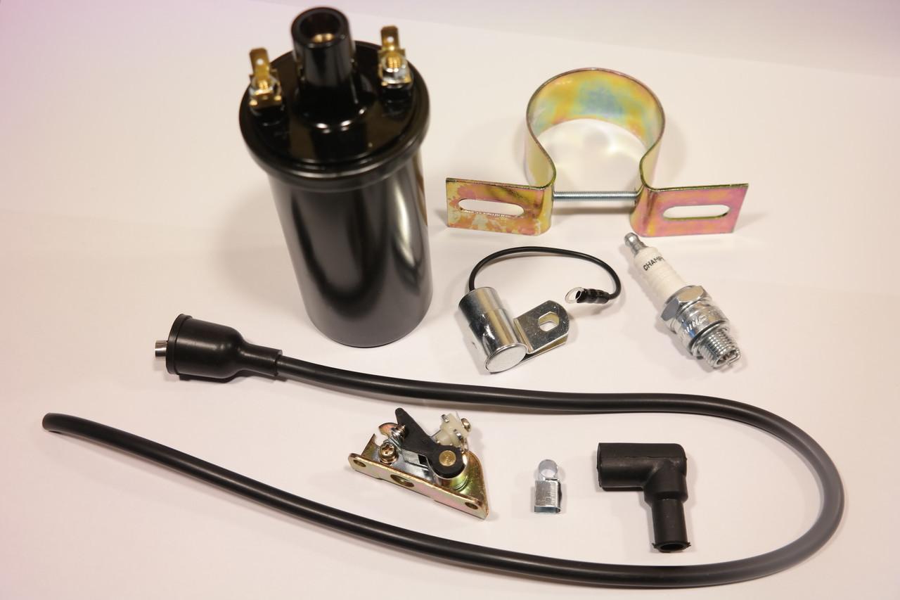 Ignition System Bundle For Kohler K Series K241 K301 K321 K341 K361 Wiring Diagram