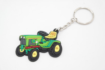 John Deere Key Chain