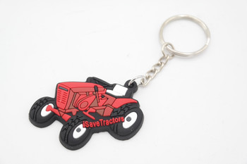 Wheel Horse Key Chain
