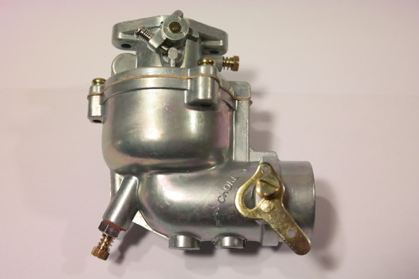 Carburetor For Briggs & Stratton Cast Iron Engines Medium 2 piece Flo Jet