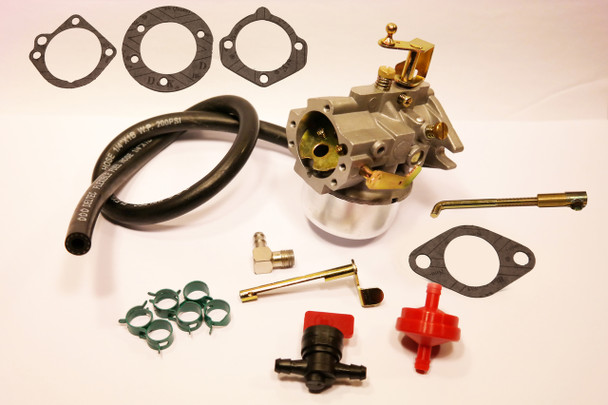Carburetor Bundle Pack for K321, K341, K361, M14, and M16 Engines