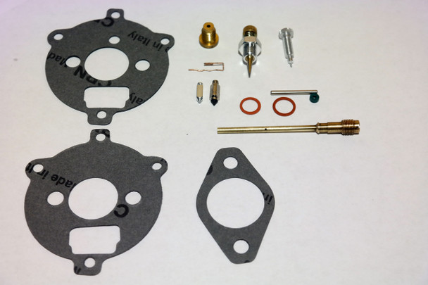 Carburetor Rebuild Kit for Briggs & Stratton Medium Flo Jet Carburetors