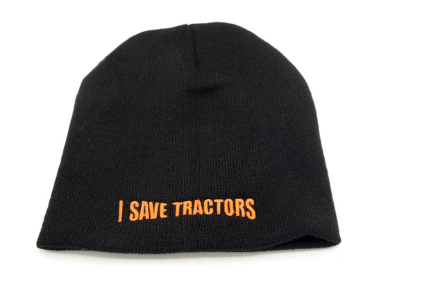 I Save Tractors Winter Beanie
