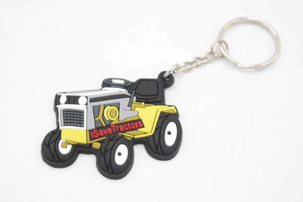 Cub Cadet Wide Frame Key Chain