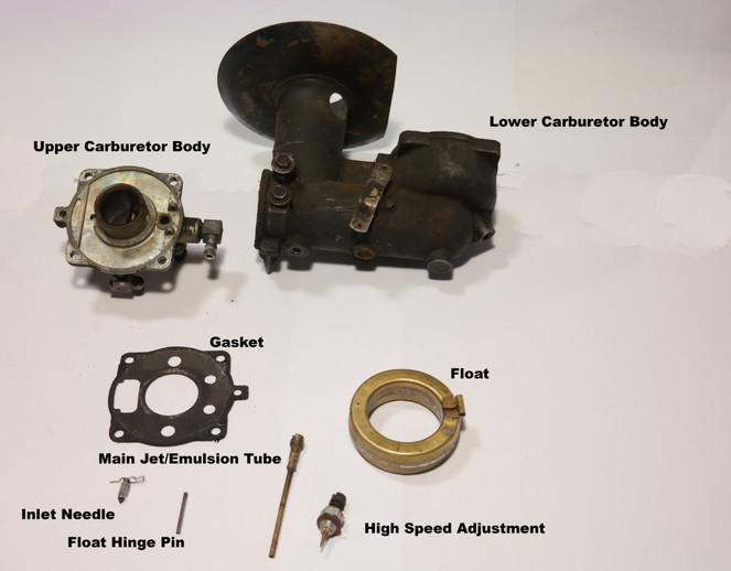 the briggs and stratton flo jet carburetor isavetractors push mower briggs and stratton lawn mower carburetor diagram repair a small engine carburetor