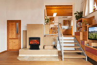 Sierra Flame Freestand FS‐26‐922 Electric Fireplace