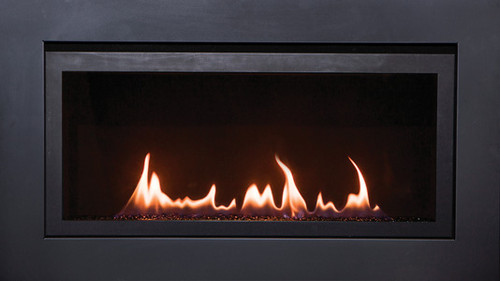 Sierra Flame Langley 36L  Direct Vent Linear Gas Fireplace